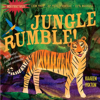 Indestructibles: Jungle Rumble! Paperback – August 5, 2010