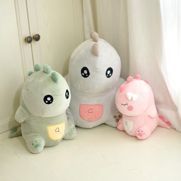 Drop shipping Kawaii Unicorn Pegasus Children Dolls Home Bedroom plush toys baby Decoration Photo props