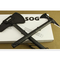 SOG M48 outdoor splitting axe tactical tool Survival Axe