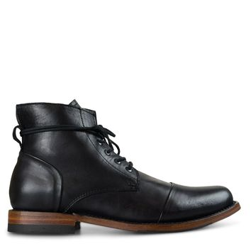 Sutro Vermont Leather Boot in Black