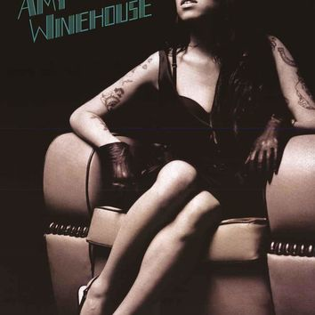 Amy Winehouse Poster 24x36