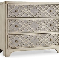 Fretwork Chest - contemporary - dressers chests and bedroom armoires - by Benjamin Rugs and Furniture