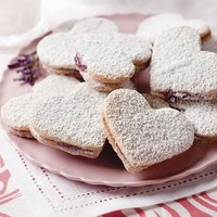 Linzer Heart Cookies - Sweets | Mackenzie Limited