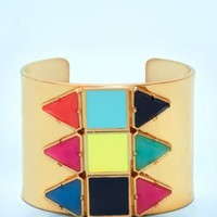 madison ave. collection capri tiles cuff - kate spade new york