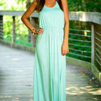 Easy To Love Maxi, Mint