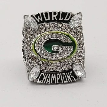 Super Bowl 2010 Green Bay Packers Custom World Championship Ring