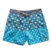 Poco Loco Boardshort - Harbor Blue