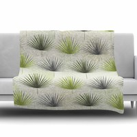 My Holidays Time by Julia Grifol Fleece Blanket