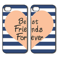 Best friends forever iPhone 5 case iPhone 5 cover by HappyPhone