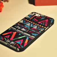 Colorful Totem Iphone 4/4s Case