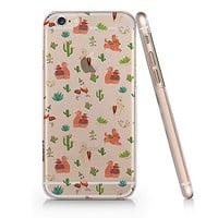 Cute Llama Alpaca Pattern Pattern Slim Iphone 7/8 Case, Clear Iphone Hard Cover Case For Apple Iphone 7/8 Emerishop (iphone 7/8)