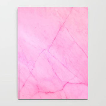 Marble Collection: Pink Marble Notebook, Blush Pink Journal, Unlined/Lined Notebook, Light Pink Unlined Journal, Pink Diary, Pretty Journal