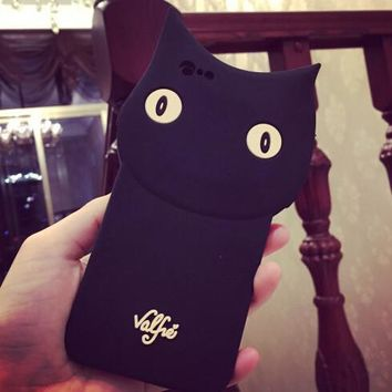 Cat Case Cover for iphone 5s 6 6s Plus Gift 176-170928