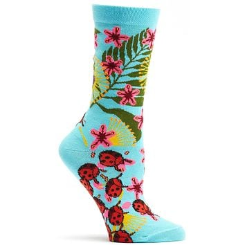 Insect Warrior Sock