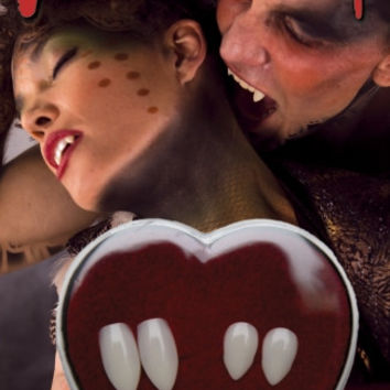 Couples Love Bites Vampire Fangs