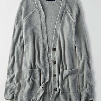 AEO Ahh-mazingly Soft Cardigan, Rust