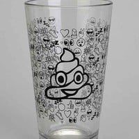 Icon Pint Glass- Black One