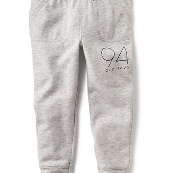 "Old Navy Graphic Fleece ""94 Old Navy"" Jogger"
