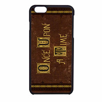 Once Upon A Time Cover Henry S Book iPhone 6S Case