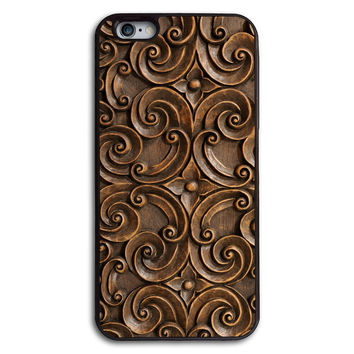 Wood Print Personalized Case for iPhone and Samsung Series,More Phone Models For Choice