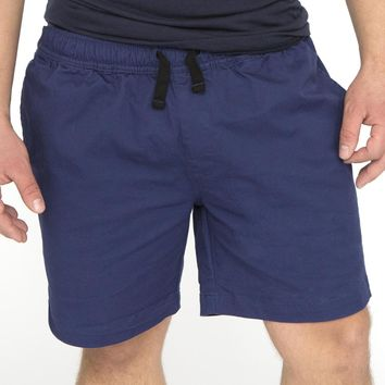 The 'Paradise' Stretch Twill Short in Royal Blue