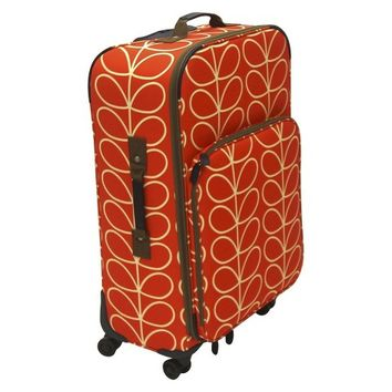 "Orla Kiely Roller Leaf - Orange (28"")"