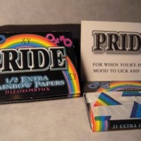 Gay Pride Rolling Papers - High Altitude