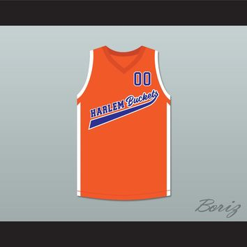 Nate Robinson Boots 00 Harlem Buckets Basketball Jersey Uncle Drew