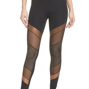 Beyond Yoga Soleil High Waist Leggings | Nordstrom