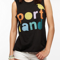 Urban Outfitters - Altru Portland Muscle Tee
