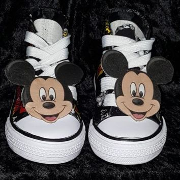 MICKEY MOUSE Birthday Shoe (CONVERSE)