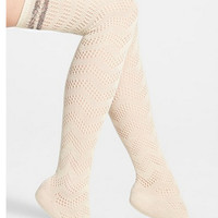 Free People Over The Knee/ Thigh High Socks Bundle (3 Pairs)