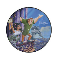 Disney Songs From The Hunchback Of Notre Dame Vinyl LP Hot Topic Exclusive