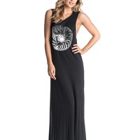 Optic Nature Maxi Dress ARJX603031 - Roxy