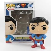 REPLACEMENT - FUNKO POP! HEROES SUPERMAN (CLASSIC)