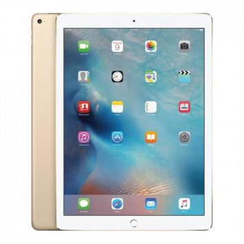 "Refurbished iPad Pro Gold WiFi + Cellular 256GB 9.7"" (MLQ82LL/A)"