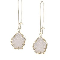 Cathy Earrings in Iridescent Drusy - Kendra Scott Jewelry