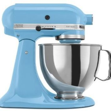 Kitchenaid ksm150pscl artisan series from amazon things for Kitchenaid f series accessories