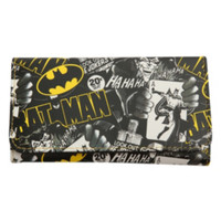 DC Comics Batman Joker's Revenge Flap Wallet