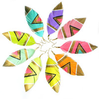 ORIGINAL Neon Aztec Pastel Candy Colors YOU Pick by lovesexton