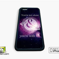 Of Mice & Men Logo iPhone Case 4, 4s, 5, 5s, 5c, 6 and 6 plus by Avallen