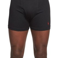 Men's Polo Ralph Lauren Cotton Boxer Briefs ,