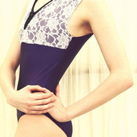 Leotard - The Gloria - full back
