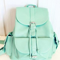 Candy Color Backpack TUI521 from topsales