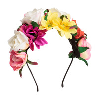 H&M Hairband with Flowers $14.99