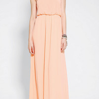 Pins And Needles Breezy Chiffon Maxi Dress