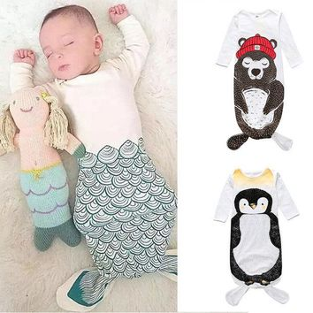 DCCKJ6E Winter Cute Animal Baby Sleep Bags [9651107919]