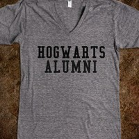 Hogwarts Alumni - Underline Designs - Harry Potter