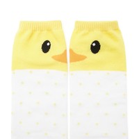 Cute Chick Ankle Socks