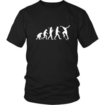 Skaters T Shirt - Evolution Skate